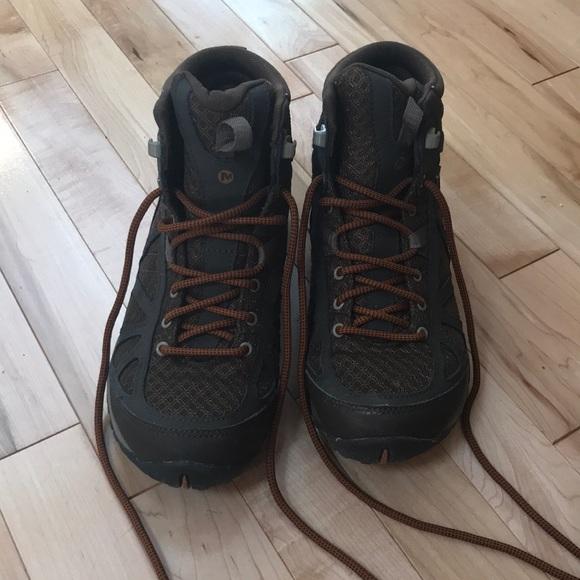 514c666bdd4 Merrell Siren Sport Q2 Mid Waterproof boots